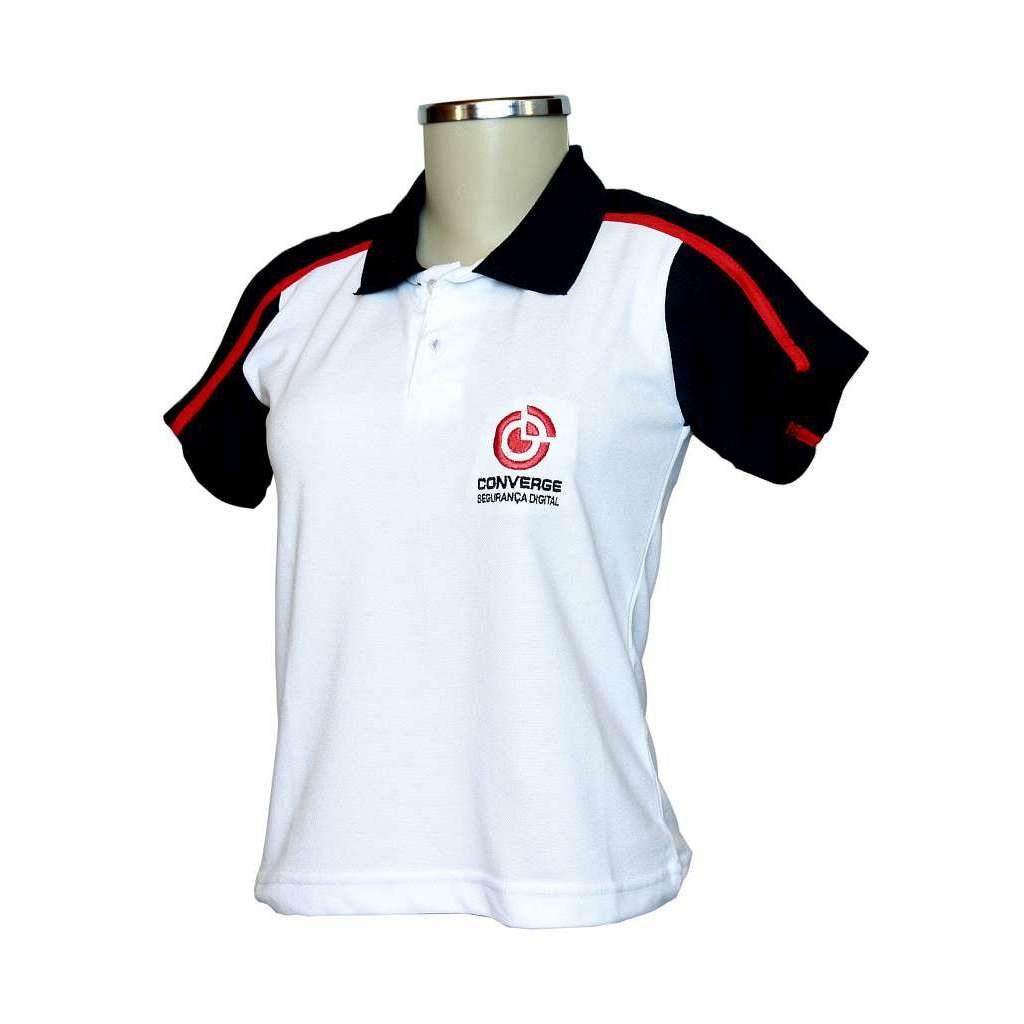 d238ca7190 Camisas Polo Personalizadas para Uniformes Masculinos e Femininos